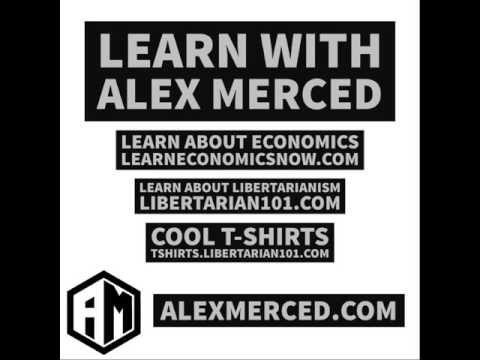 Alex Merced: A Crash Course on Futures Contracts #tcot #tlot #tgdn