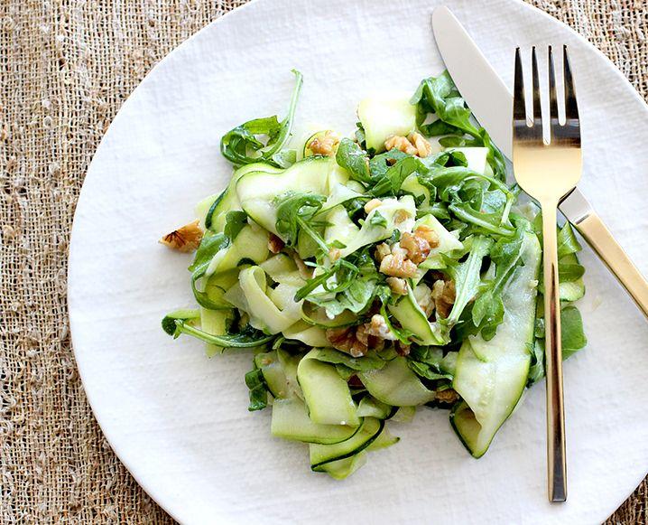 25+ bästa Zucchini ribbons idéerna på Pinterest | Vegansk ...