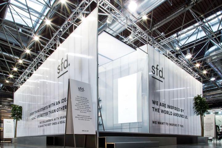 SFD booth at Euroshop 2017 » Retail Design Blog