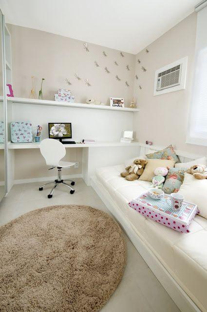 A Casa da Sheila: 12 inspirações para quartos de meninas!!!