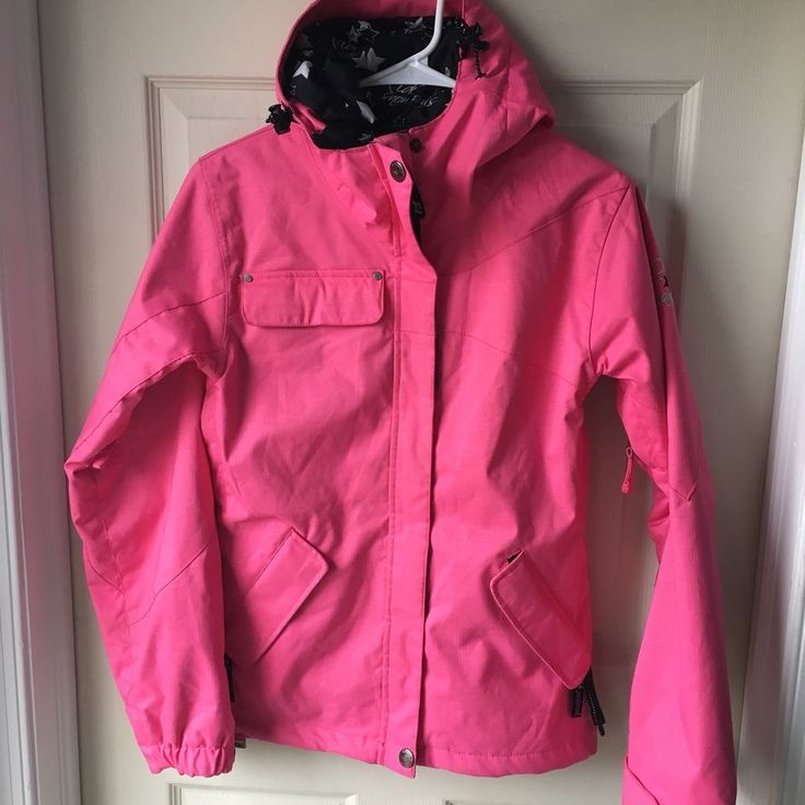 Womens Snowboard Jacket Ride Snowboards Brand Size XS #RIDE