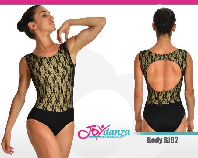 Body da spettacolo in pizzo - Modello BJ82  #body #danza #abbigliamento #spettacolo