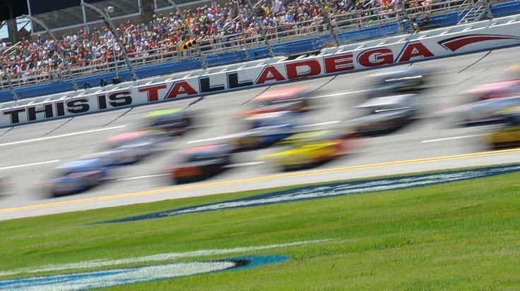 Elimination time: NASCAR TV schedule for Talladega Superspeedway | FOX Sports