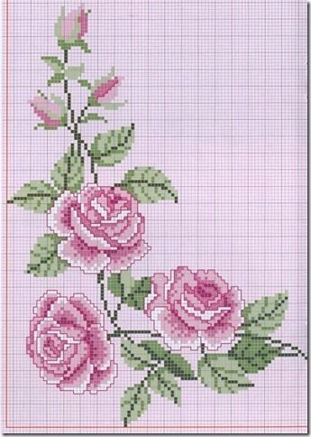 Ponto Cruz-Cross Stitch-Punto Cruz-esquemas-motivos-704