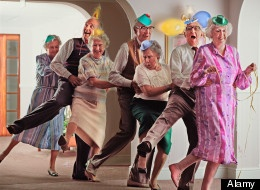 Happiness: Study Suggests Large Circle Of Friends Is Key To Well-Being In Midlife
