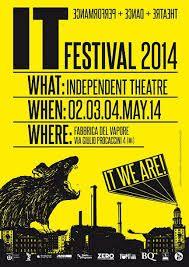 IT Festival, il teatro indipendente a Milano - Parliamo di Cucina