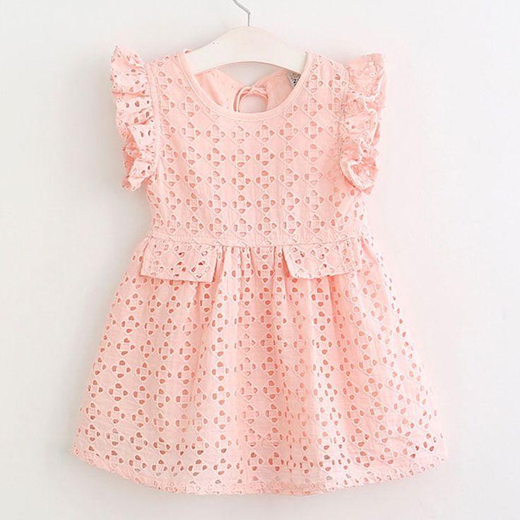 Купить Hurave Девушки весной платье выдалблив…