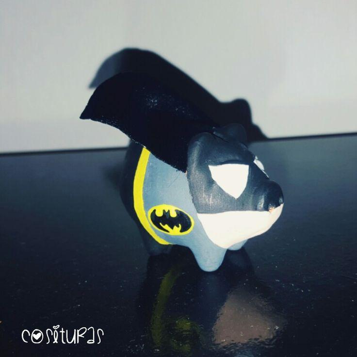 Puerquito Batman #puerquitohero