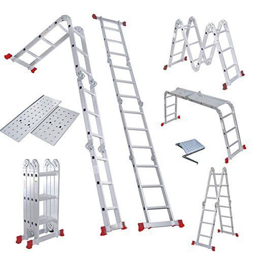 Miller Tools Miller Aluminium Multi-Purpose Ladder 3.7m With New Safety Platforms This multi-positional ladder is probably the only ladder you will ever need. Ideal for jobs around the house, workshop and garden. Its unique multi-positional hinge syst (Barcode EAN = 8800211559609) http://www.comparestoreprices.co.uk/december-2016-4/miller-tools-miller-aluminium-multi-purpose-ladder-3-7m-with-new-safety-platforms.asp
