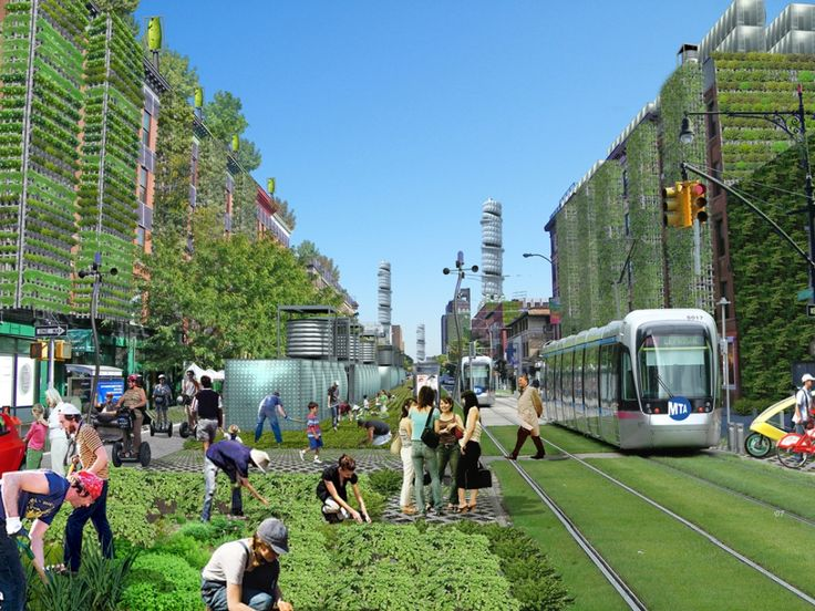 Sprouting Eco-Cities: Sustainability Trend-Setters Or Gated Communities? - Architizer