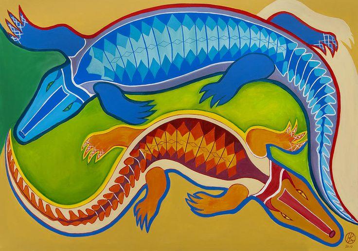 dance-of-the-crocodiles-robert-lacy.jpg (900×631)
