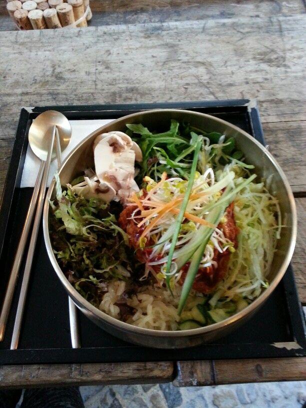 Cafe Gong Gan Korean Restaurant Berlin Bibimbab