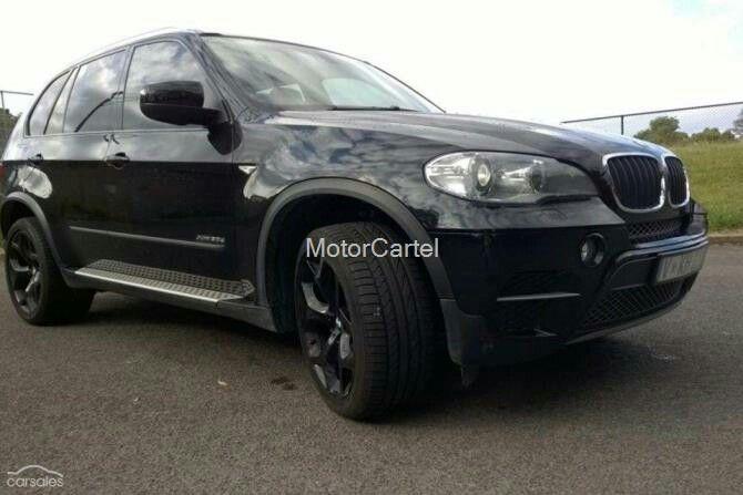 2012 BMW E70 xDrive30d Wagon