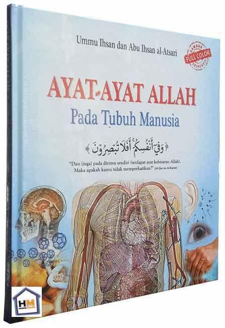 Buku Ayat Ayat Allah Pada Tubuh Manusia -  Buku Ayat Ayat Allah Pada Tubuh Manusia Penulis : Abu Ihsan Al-Atsari dan Ummu Ihsan Penerbit : Pustaka Imam Syafii Ukuran : 22 x 23,5 cm Cover : Hard cover Halaman : Xiii+ 120 halaman Kertas : Mattepaper FULLCOLOR ISBN : 978-602-6360-01-4 Deskripsi Buku Ayat Ayat Allah pada Tubuh... - http://buku-muslim.com/buku-ayat-ayat-allah-pada-tubuh-manusia/    Buku Ayat Ayat Allah Pada Tubuh Manusia Penulis : Abu Ihsan Al-Atsa