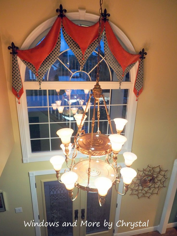 Arched Foyer Window Treatment : Best ideas about arch windows on pinterest arched