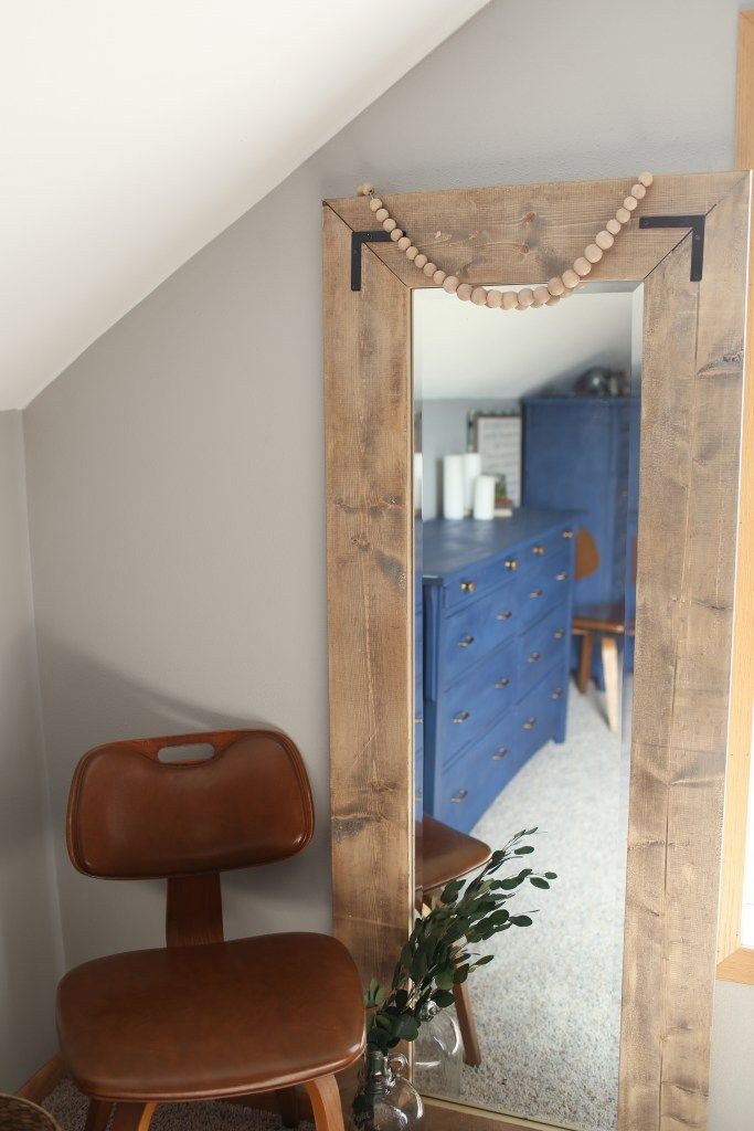 Large floor mirror modern
