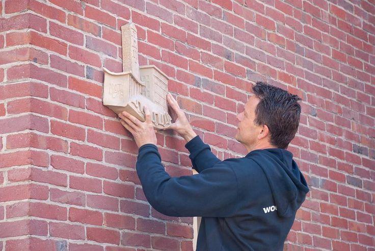 Wandsculpturen in Philipsdorp http://woonbedrijfinbeeld.com/wandsculpturen-in-philipsdorp/ #Woonbedrijf