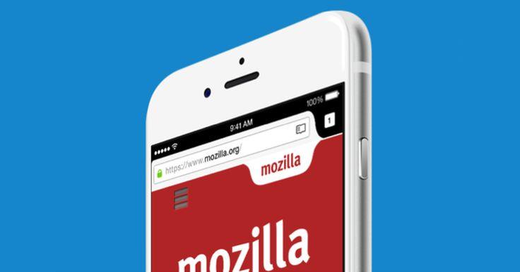 Firefox ganhará aplicativo para iPhone em breve diz Mozilla