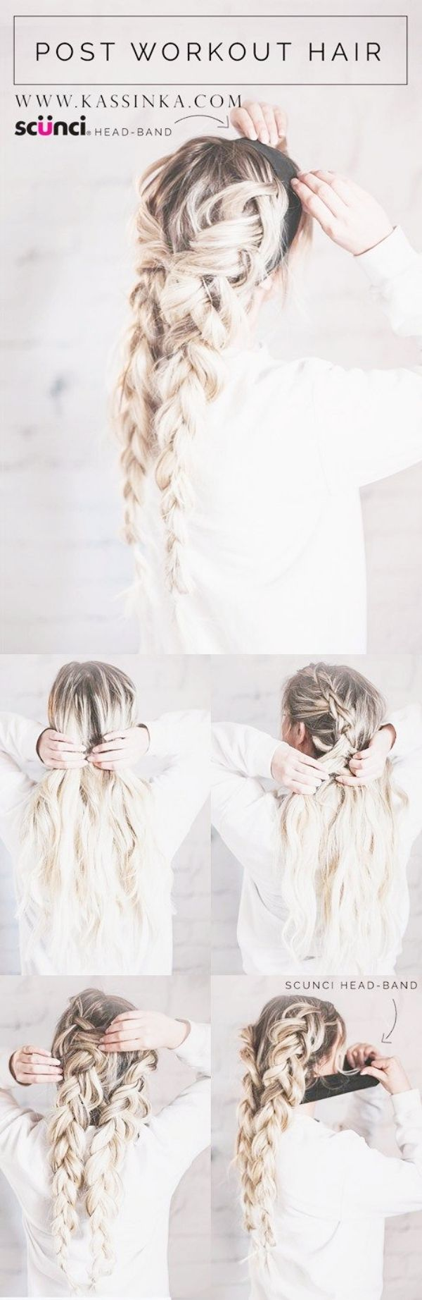 43 Bohemian hairstyle tutorials to set yourself free