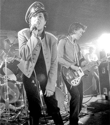 X-Ray Spex | Music is ...