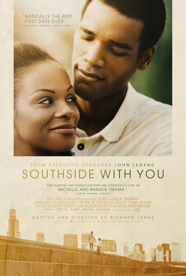 Return to the main poster page for Southside with You