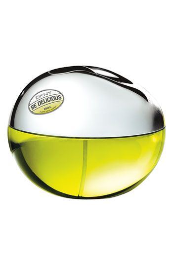 "A very fresh, crisp easy to wear....great for daytime, summer or whenever you're feeling ""light"".....DKNY 'Be Delicious' Eau de Parfum available at #Nordstrom"