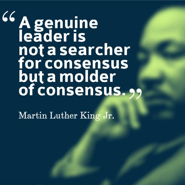martin luther king as a leader Martin luther king, jr was a social activist and baptist minister who played a key role in the american civil rights movement from the mid-1950s until his assassination in 1968 king sought .