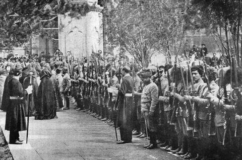 Turkish Troops that won Gallipoli Battle were defeated in Sardarapat - Armenian…