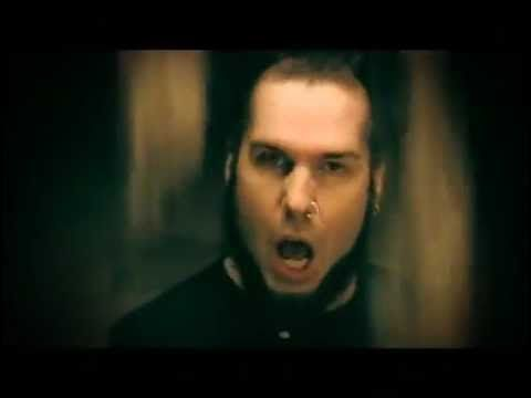 Static-X. Basic Video, but the song is pretty cool. How much hair gel does that guy use in a year?