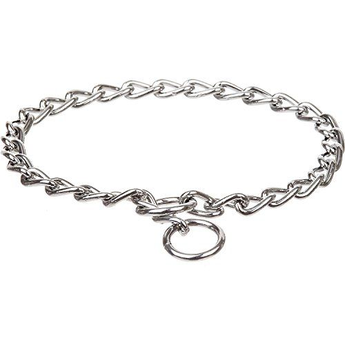 Petco Chain Control Collar for Dogs, 26' Length >>> More