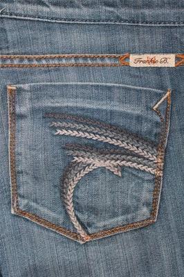 Frankie B Planet Funk Jeans size 8