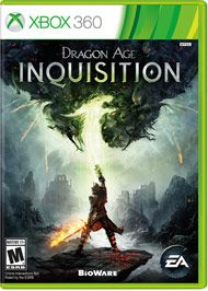 Got it  Dragon Age Inquisition by Electronic Arts  http://www.gamestop.com/xbox-360/games/dragon-age-inquisition/114764