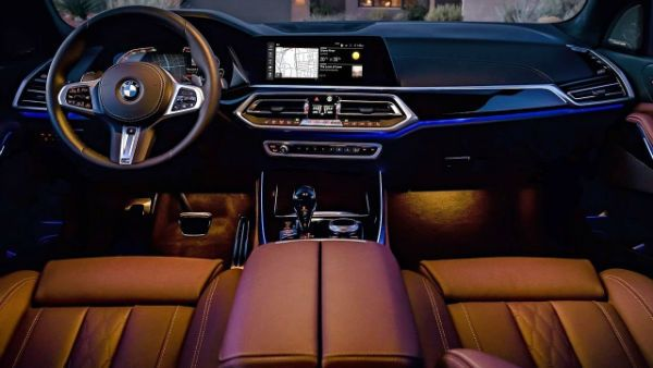 2019 Bmw X5 Interior With Images Bmw Bmw X5 New Cars