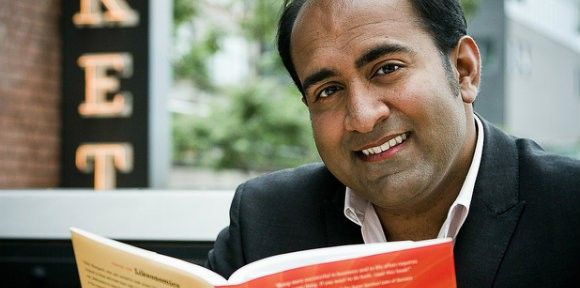 Why we all need to be likeable - interview with Rohit Bhargava, author of #Likeonomics
