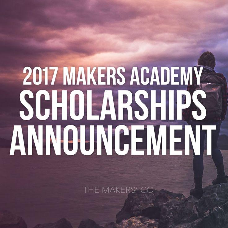 scholarships-announcement