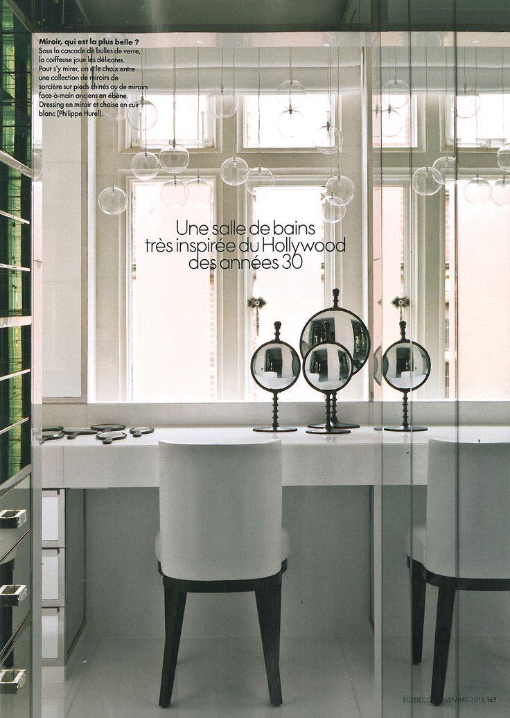 Miroirs de sorci re pied shapes pinterest for Desire miroir miroir