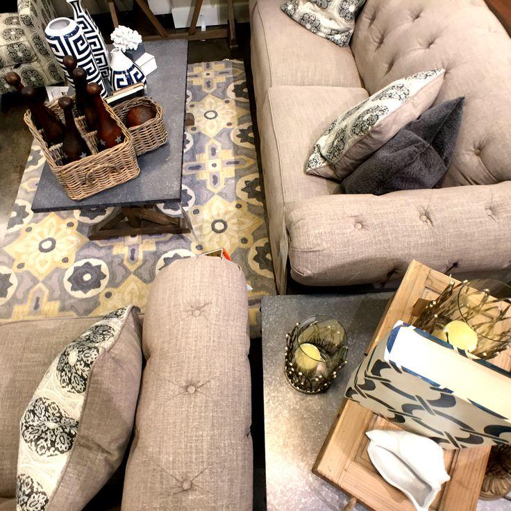 Woodstock Furniture Hiram Ga. Affordable Langston Leather Piece