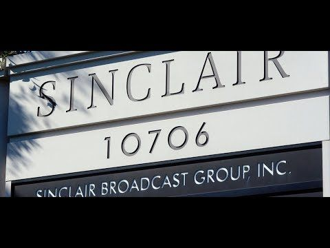 Right Wing Sinclair Merger Means Control 70% of Television
