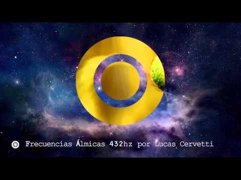 Música para meditar, contemplar y sanar en 432hz, (Frecuencias Álmicas - Lucas Cervetti) - YouTube