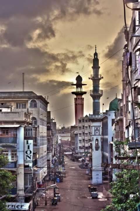 Kharader Karachi Pakistan