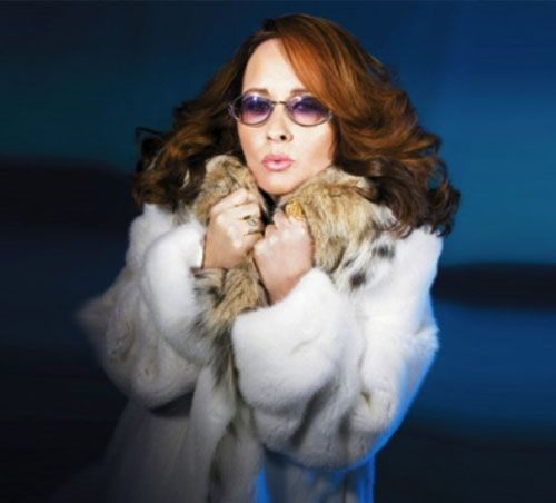 Teena Marie inspired me to believe I could work in R & B music even though I was a redhead