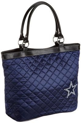 NFL Dallas Cowboys Quilted Tote