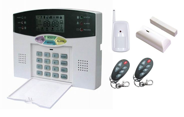 Secure Your Home or Office from Latest Alarm Systems   Besides all the safety measures that are built in new alarm systems, the system also offer  the end users a sense of serenity and security.