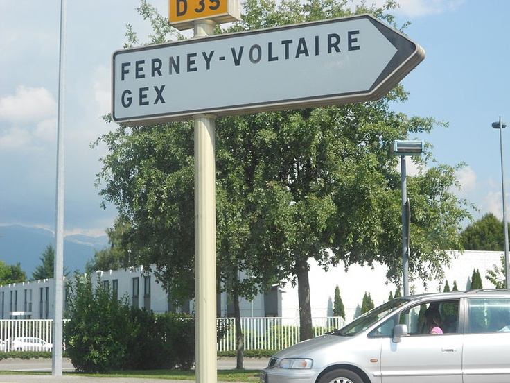 Ferney-Voltaire, France