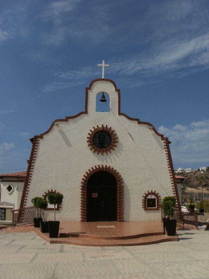 Parroquia de San Carlos Borromeo en San Carlos.