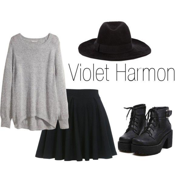 violet harmon style - Pesquisa Google