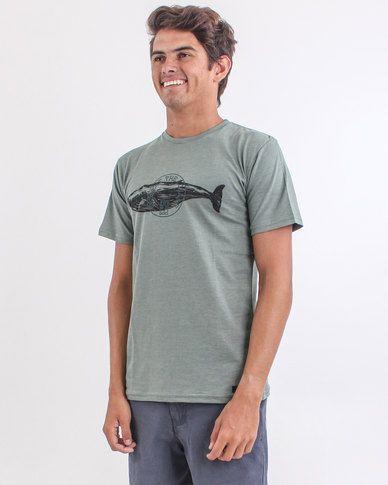 O'Neill Sushi Roll T-Shirt Sage