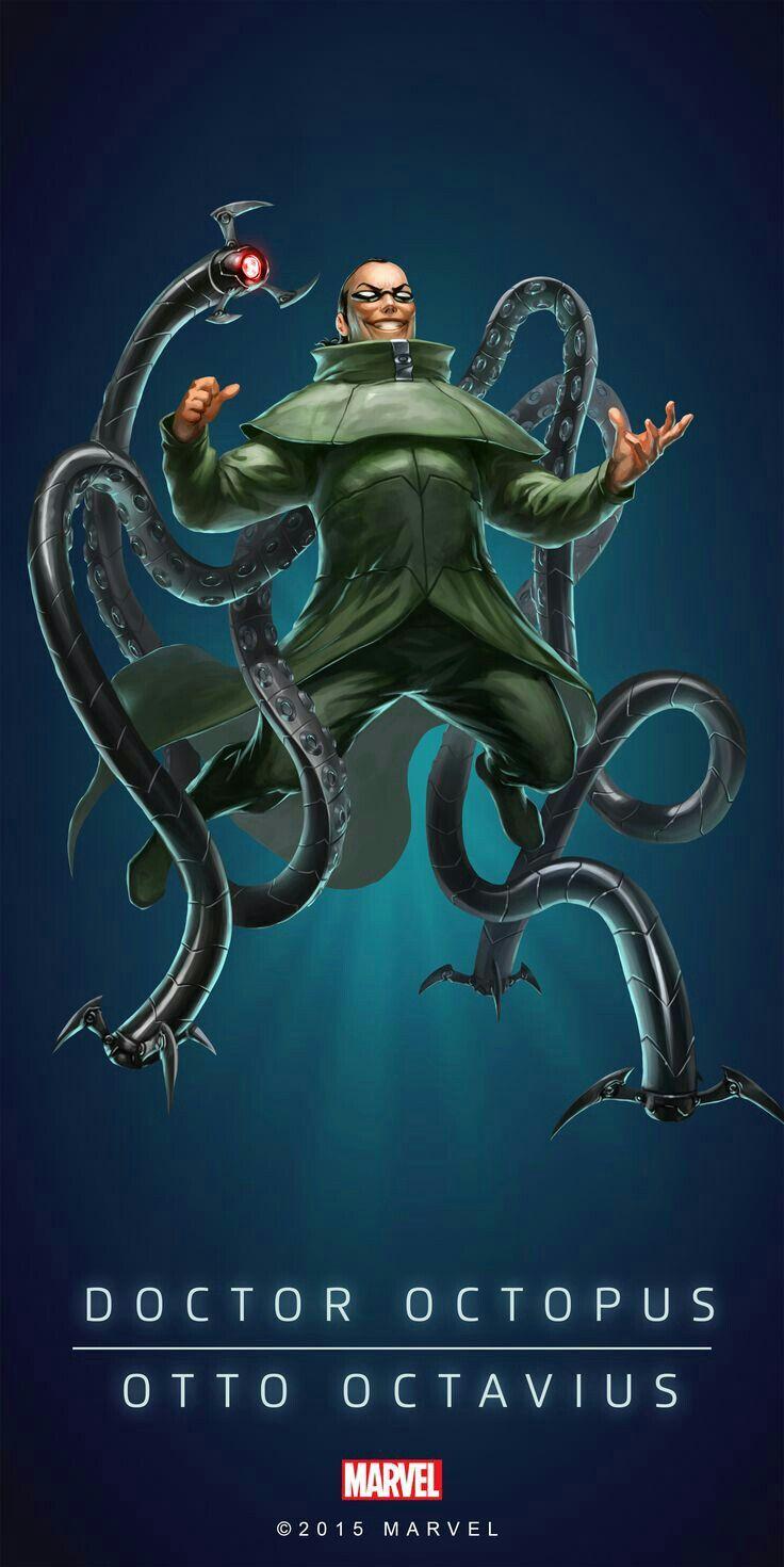 Doctor Octopus Otto Octavius