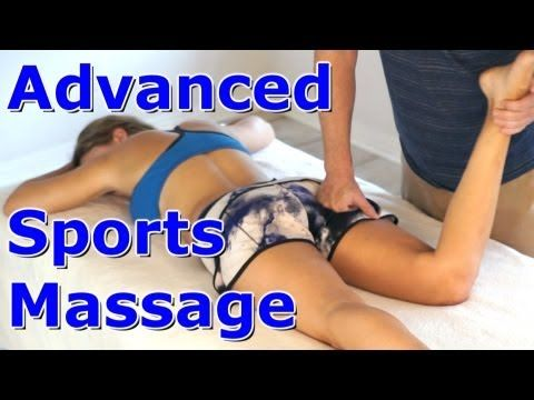 ▶ Advanced Glute Massage Therapy How To, HD Full Body Work | Gregory Gorey LMT, Austin - YouTube