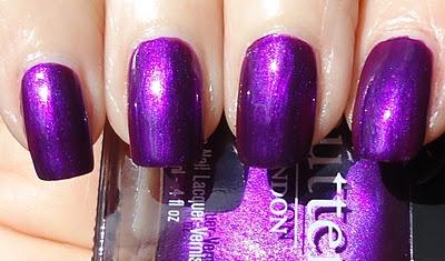 On my nails - Butter London HRH